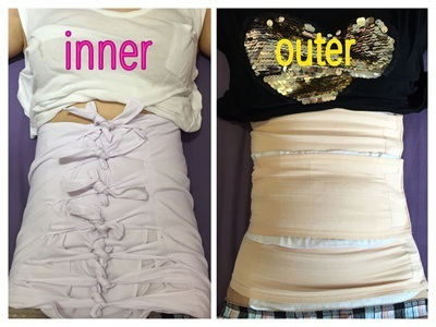 e7607e9bcc bengkung post natal girdle belly binder belly wrap post pregnancy belly wrap