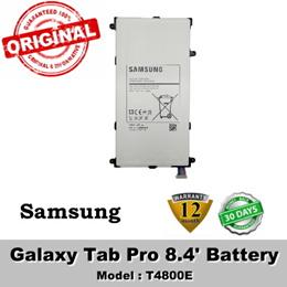Original Samsung Galaxy Tab Pro 8.4 Battery Model T4800E Battery 1 Year Warranty