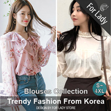 ♥Free Gift♥31st Oct Update New Arrivals ● casual tops / Shirt / Blouses / Tops / Plus Size