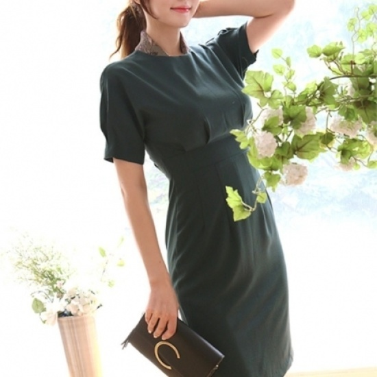 三女子モールMスェイプ香織ワンピースTW72OP126 綿ワンピース/ 韓国ファッション