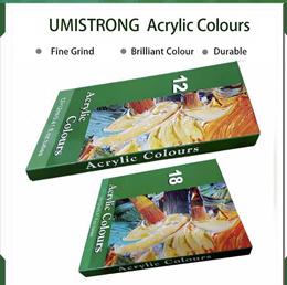Umistrong Acrylic Paints Acrylic Colours