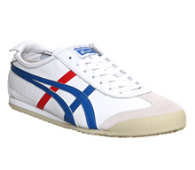 Onitsuka Tiger Mexico 66 White Red Blue