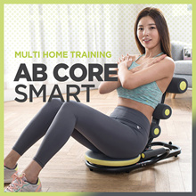 《Free shipping》 ★AB.CORE SMART★ multi home training /body fat reduction/ stretching/ sit-up/ push up