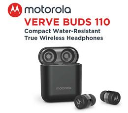 Motorola Verve Buds 110 [Singapore Sole Distributor]