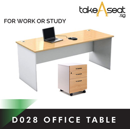 D028 Office Table ★ Study Table ★ Table ★ Desk ★ Furniture ★