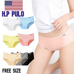 🌸[H.P PULO] 4pcs set /Premium 2020 10Color Lady Panties Cotton Underwear/High Quality🌸