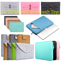 High Quality Luxury Laptop Bag Sleeve for 11/12/13/14/15 inch Macbook Air/Retina/Pro Bags ASUS/Dell