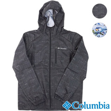 1eab86a0cc4  SALE  Columbia Columbia Nylon Jacket Flash Forward Wind Breaker Print   KE3974 SS19