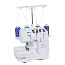 Brother 2104D Overlock Machine - Best Price Home Appliance + Free Training + Gifts | www.sewing.sg
