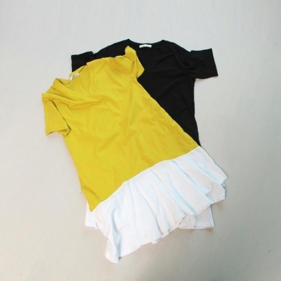スタイルパンパンオープニングワンピース 大きいサイズ/ワンピース/韓国ファッション