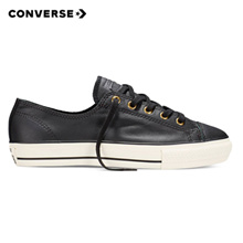 Converse Chuck Taylor All Star Line Ox (Black/Black/White)