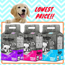 Absorb Charcoal Plus Pet Sheets (3 Sizes) LOWEST PRICE!! BUNDLE OF 2!!