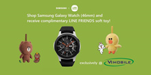 Ready Stock!!! Samsung Galaxy Watch 42mm / 46mm | 1 Year Samsung Warranty