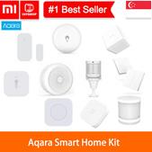 💖LOCAL SELLER💖[Xiaomi Mi Aqara Temperature Humidity Sensor] Environment Air Pressure Mijia Smart H