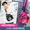 UNISEX BODYPACK / MEN and WOMEN BODYPACK [SLING BAG / SHOULDER BAG / TAS PRIA / TAS WANITA]