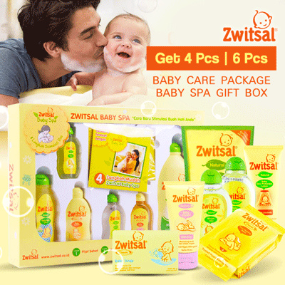 Buy Baby Care Package / Baby Spa Package Deals for only Rp145.000 instead of Rp145.000
