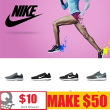 [NIKE] MAKE $50 ★New arrivals★ 15 Type running shoes collection / Free shipping