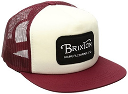1fb91c31e58 ◇Direct from USA◇ Brixton Men s Grade High Profile Adjustable Mesh Hat-114