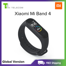 Xiaomi Mi band 4 EU VERSION - Smart Wristband Heart Rate  Fitness