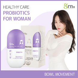 [GRN+ OFFICIAL SHOP] Korea No.1 health care supplement/fresh Lacto/for woman//K-beauty/Probiotics