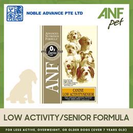 [ANF] Low Activity Senior Formula (15kg)