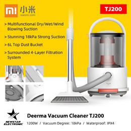 Xiaomi Deerma Wet and Dry Multifunctional Bucket Vacuum Cleaner TJ200