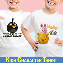 HOT ITEMS For KIDS! Grab It Fast! Baju Anak / Kaos Anak Disney TsumTsum ★ Angry Birds ★ Christmas Day ★ Unisex Kid T-shirt ★ Size Anak 3-9 ★ High Quality Guaranteed ★