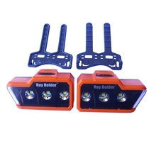Can Be Used Rechargeable Battery LED Shoe Lights Outdoor Sports Lamps