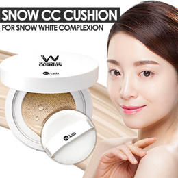 [W.Lab]✔Restocked!✔SNOW CC CUSHION - Complexion Correcting Cushion