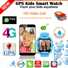 [ LOCAL SELLER ] * 2020 * 3G/4G GPS Phone Watch KIDS Monitoring Track Children SOS MAP