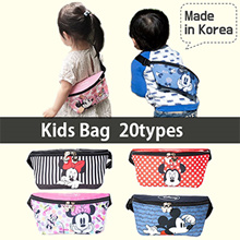[Disney Authentic] *Made in Korea* ✨Kids Bag Collection / Kids Sling Bag / Waist Bag / KIDS BAG / Children Fashion / Boys Girls / Birthday Gfit
