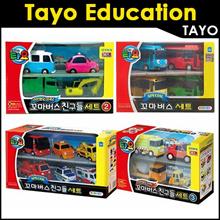 The Little Bus Tayo Khusus Freinds Mainan Set Seri ★ Anak-anak hadiah Mainan ★ Pengembangan Otak