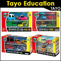 The Little Bus Tayo Special Freinds Toy Set Series★Kids gift Toys★Brain Development