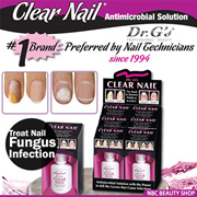Dr.Gs ★ Clear Nail Anti-fungal | Dr.G Kill Nail Fungus | Footlogix Anti-Fungal Tincture Spray.