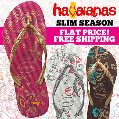havaianas slip on price