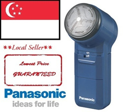 Panasonic ES-534 Mens Electric Shaver ES534 Battery Operated Compact Travel