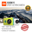 [100% Original]Xiaomi Yi Sport Action Camera International Version Monopod + Remote Original - Garansi 1 Tahun Bundling Package Xiaomi Yi Garansi Distributor 1 Tahun