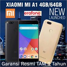 Xiaomi Mi A1 4GB/64GB - Garansi Resmi TAM 1 Tahun