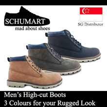 MEN BOOTS★HIGHCUT BOOTS★WINTER BOOTS★SUEDE SHOES★FASHION★