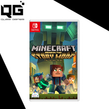 Minecraft Story Mode Season 2 (Switch) (Pre-Order)