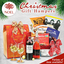 Christmas Gift Hampers  Flower Special Wine Gifts Christmas Tree Chocolate Hamper