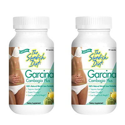 Garcinia Cambogia Extract Weight Loss Pills Supplement 2 Pack 1000mg 50 Hca Per Serving Includes C