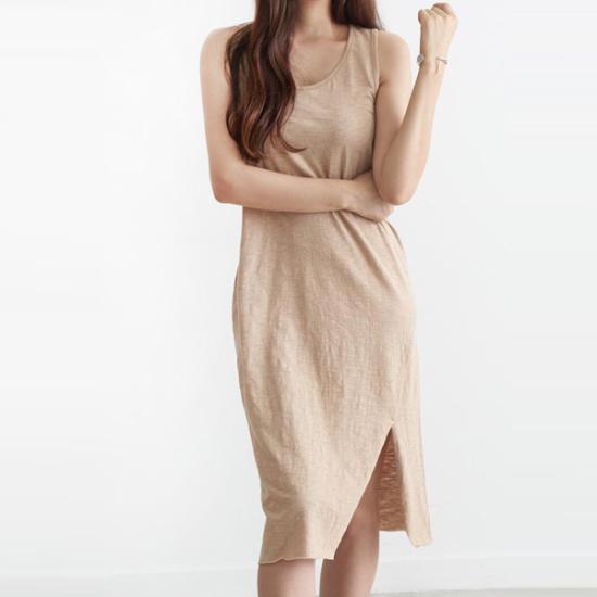 ドレス飛ぶビーチの前に広がること、袖なしのワンピース シフォン/レースのワンピース/ 韓国ファッション