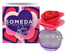 JUSTIN BIEBER SOMEDAY EAU DE PARFUM 50ML/100ML