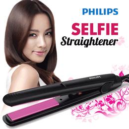 Catokan PHILIPS 8302 New Selfie StraightenerEsential Teflon