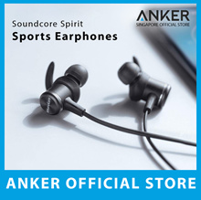 Anker Wireless Earphones Soundcore Spirit Series Bluetooth Earpiece 100% Authentic Fast Delivery