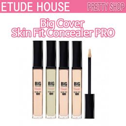 ★ETUDE HOUSE★ Big Cover Skin Fit Concealer PRO 7g