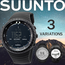 Emergency SALE! Challenge the lowest price! ★ Suunto SUUNTO SS014279010 Core All Black Core All Black Suunto Core Watches Wrist Watch
