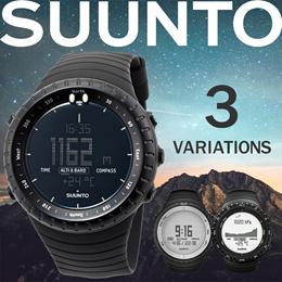 緊急 SALE!最安値に挑戦!★スント SUUNTO SS014279010 コア オール ブラック Core All Black スントコア 時計 腕時計