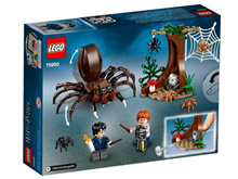 LEGO 75950 Harry Potter: Aragogs Lair